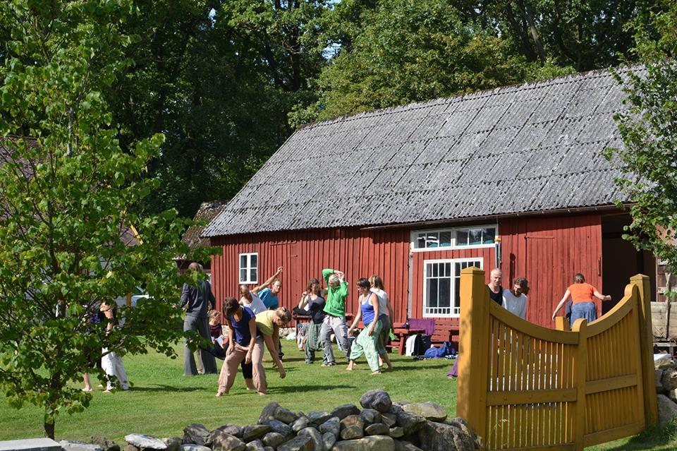 Kerstins lada. Foto: Kerstin Ekström